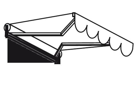 Tendals Monoblocs
