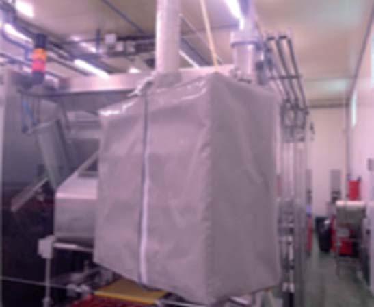 Fundas para robots industriales