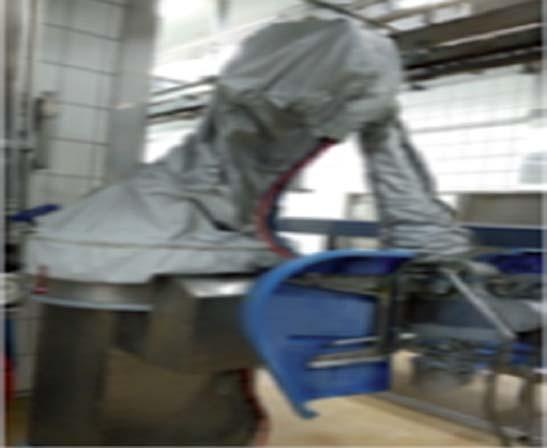 Fundes per robots industrials