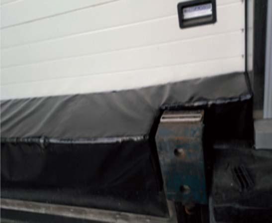 Protecció de molls de carga