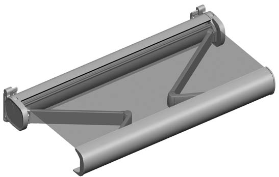 <B>5024</B> MoonBox awning