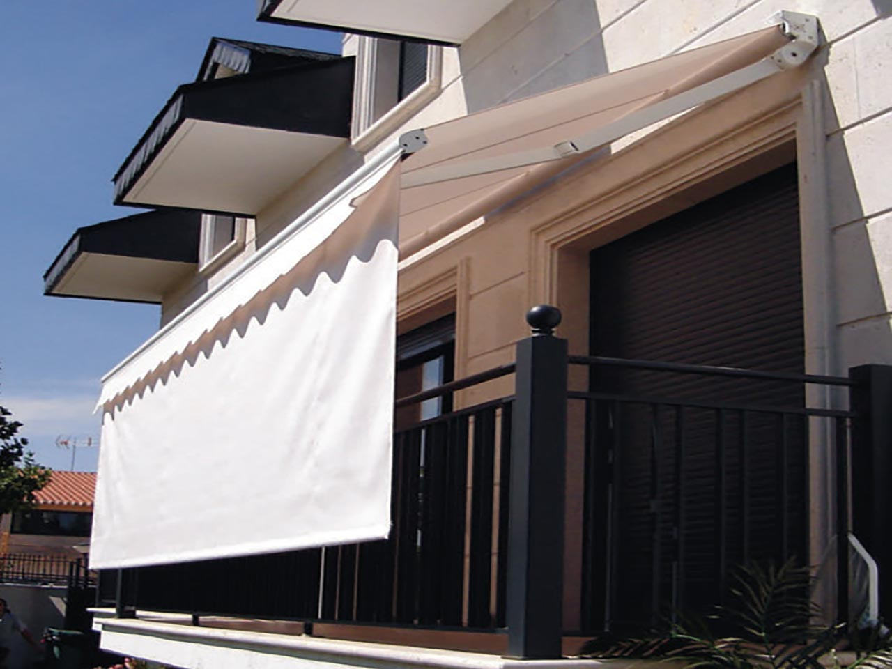 Sombrex Awning
